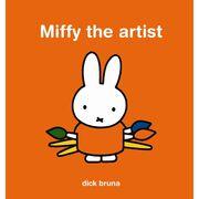 Miffy the Artist  (hardback)