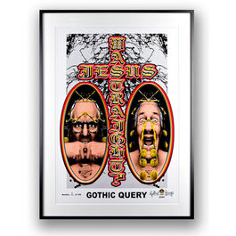 Gilbert and George, Gothic Query, 2006
