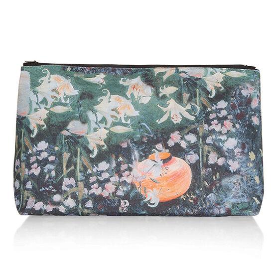 Carnation Lily, Lily Rose wash bag