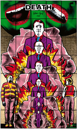 Gilbert & George: Death