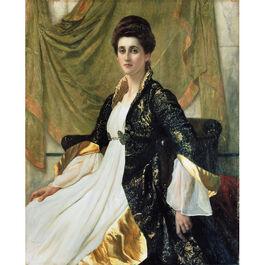 Richmond: Portrait of Mrs Ernest Moon