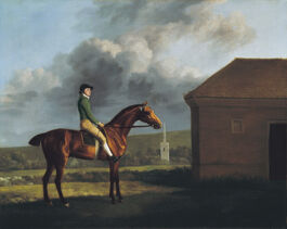 George Stubbs: Otho, with John Larkin up