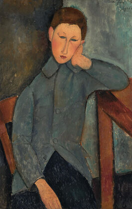 Modigliani: The Boy