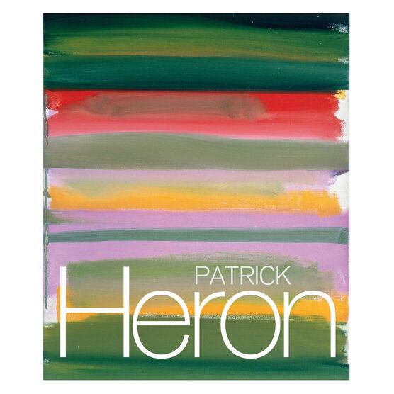 Patrick Heron exhibition book (paperback)