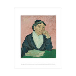 Vincent van Gogh: L'Arlesienne mini print