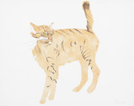 Elisabeth Frink: Wild Cat