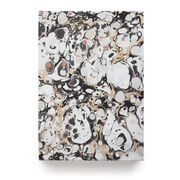Marbled journal