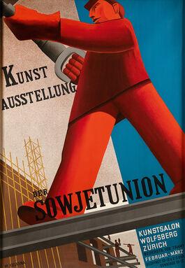 Kulagina: Soviet Union Art Exhibition, Zurich