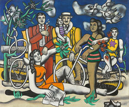 Fernand Léger: Leisure - Homage to Louis David