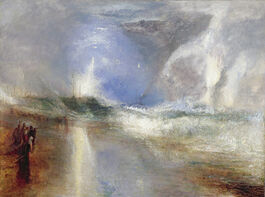 Turner: Rockets and Blue Lights