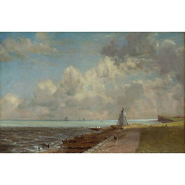 Constable: Harwich Lighthouse