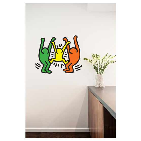 Keith Haring Family wall stickers