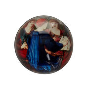 Edward Burne-Jones Laus Veneris paperweight