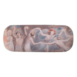 William Blake Fairies Dancing glasses case & cloth