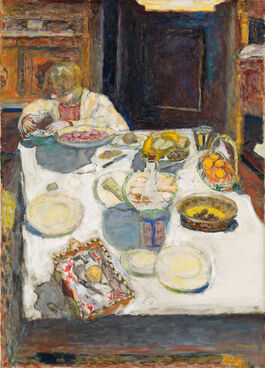 Pierre Bonnard: The Table