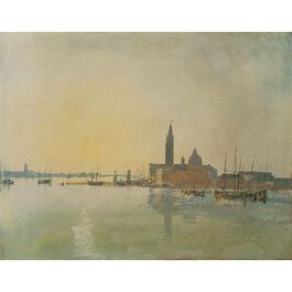 Turner: San Giorgio Maggiore, Early Morning