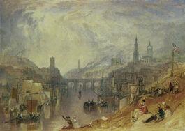 Turner: Newcastle-on-Tyne