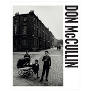 Don McCullin catalogue front cover