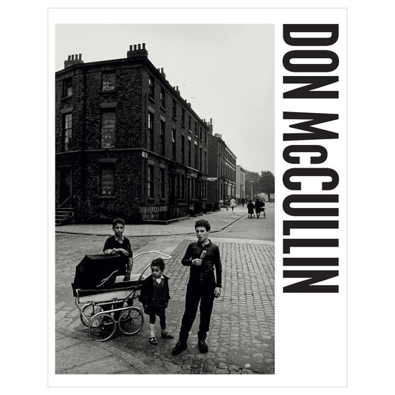 Don McCullin exhibition book – Tate Liverpool edition (paperback)