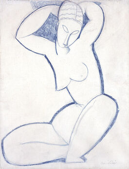 Modigliani: Caryatid
