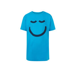 Marcus Walters children's blue Snooze t-shirt