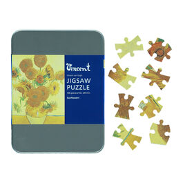 Van Gogh Sunflowers jigsaw