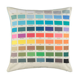 The Colours of St Ives cushion cover