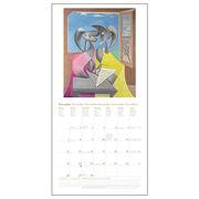 Picasso 2016 calendar