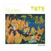 Tate Nudes 2020 calendar