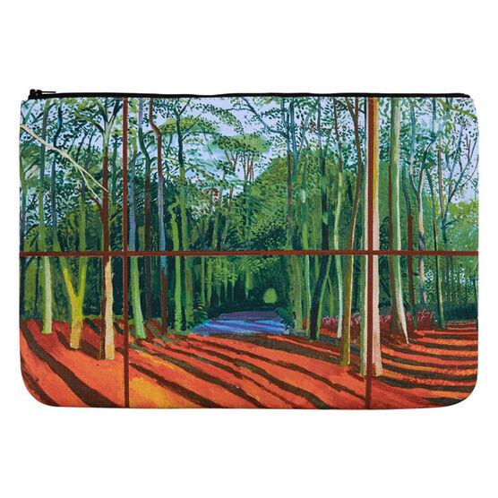 Hockney Woldgate Woods tablet case