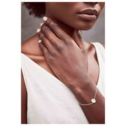 Jaya silver bracelet