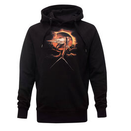 William Blake Ancient of Days hooded sweatshirt