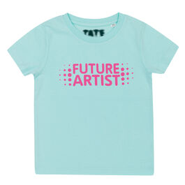 Take Kids Future Artist mint t-shirt