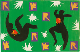Matisse: Cover Design for Verve IV