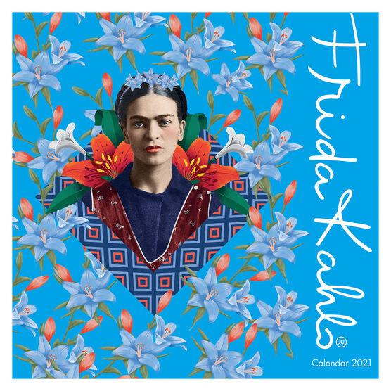 Frida Kahlo 2021 calendar