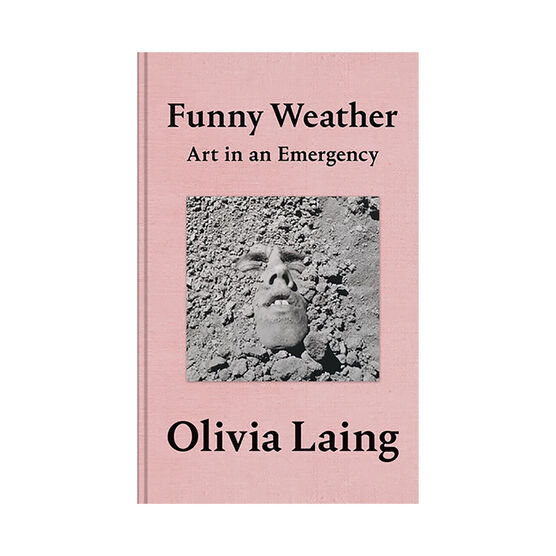 Funny Weather: Art in an Emergency - signed copy