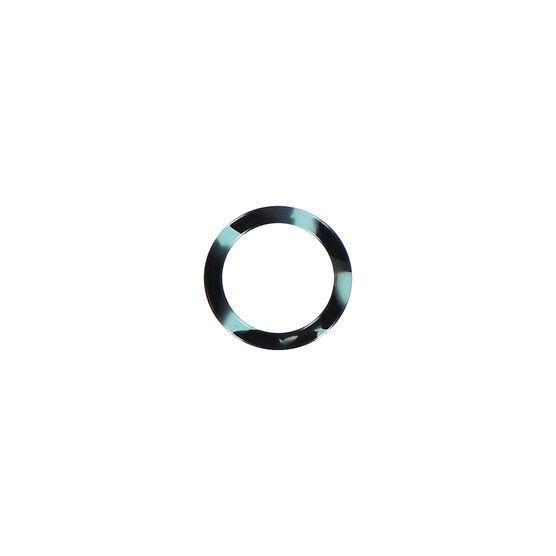Shanghai green cellulose acetate ring