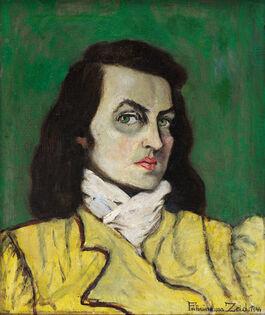 Zeid: Self Portrait
