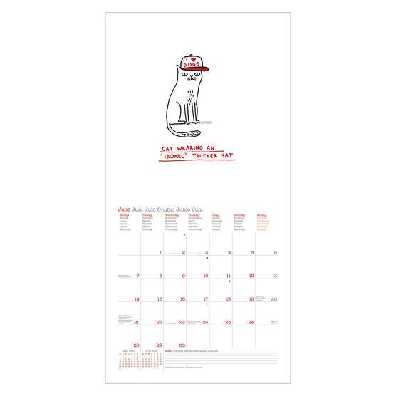 A Cat's Life 2021 calendar