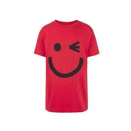 Marcus Walters children's red Wink t-shirt