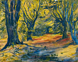 Jacob Epstein: Epping Forest