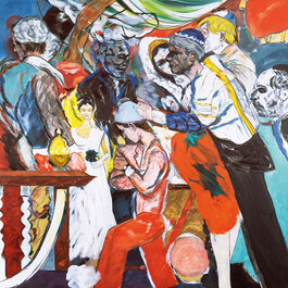 R.B. Kitaj: The Wedding