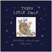 Three Little Owls (hardback deluxe edition)