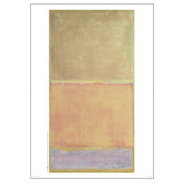 Rothko Untitled (poster)