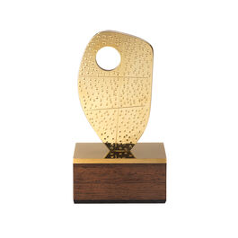 Form brass object