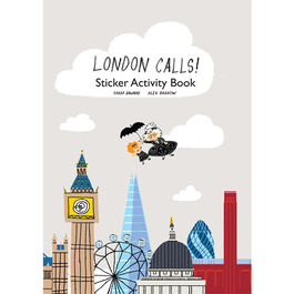 London Calls! Sticker Activity Book