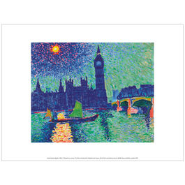Derain Big Ben (exhibition print)