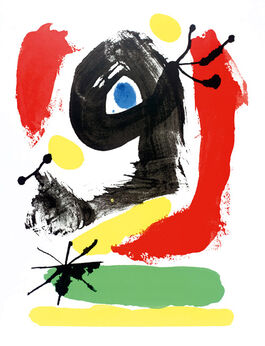 Joan Miró: Untitled 1964