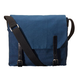 Ally Capellino navy satchel