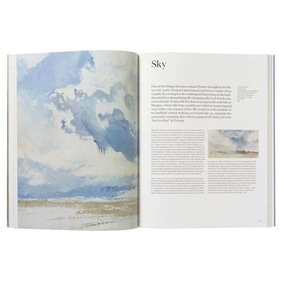 How to Paint Like Turner inside pages
